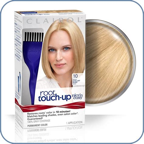 root hair color clairol n easy root touch up 10