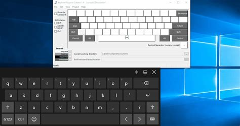 Keyboard Layout Creator Windows 10 | windows 10 keyboard layout