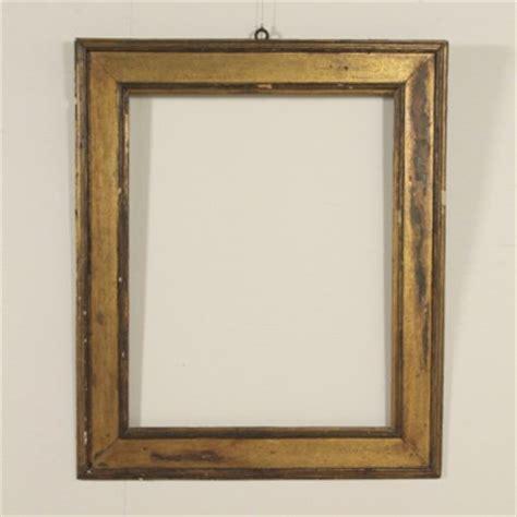 cornice dorata cornice dorata specchi e cornici antiquariato