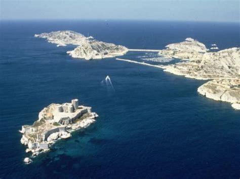 Marseille mer l'ile du Frioul Location de vacances à Marseille