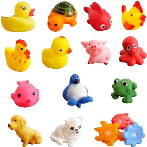 Baby Swimming Toys by Lovely Baby Kuhu Creations Baby Swimming 13 Pcs