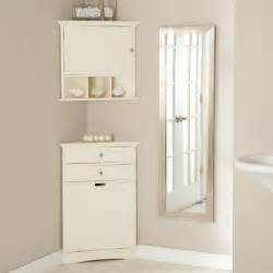 small bathroom corner cabinet 20 corner cabinets to make a clutter free bathroom space home design lover