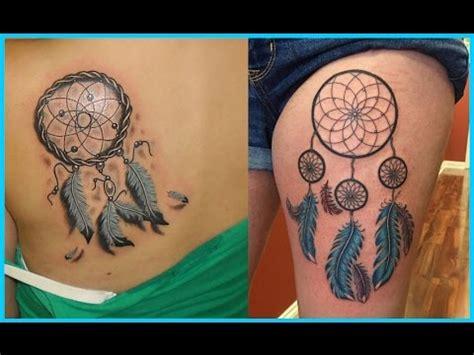 dreamcatcher tattoo youtube best dreamcatcher tattoos youtube