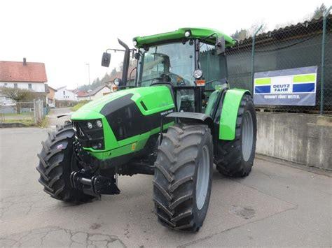 Hd 333 Dt deutz fahr 5115 4 g dt hd gs traktor rabljeni traktori i