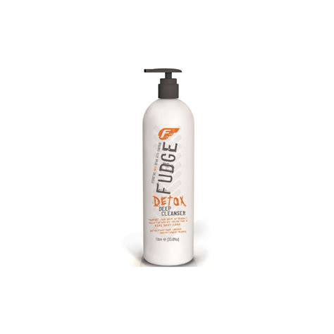 Hair Detox Products by Fudge Detox Shoo 1000ml