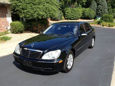 2003 Mercedes S430 by Find Used 2003 2004 2005 2006 Mercedes S430 Low