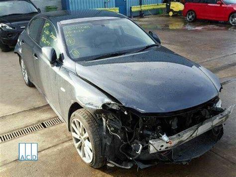 Lexus Contact by Lexus Breakers Breaking Lexus Is 250se Contact 01254301021