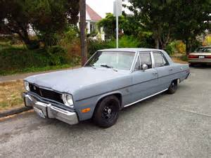 seattle s classics 1975 plymouth valiant