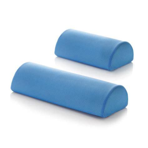 cuscini ortopedici cervicale cuscino cervicale ortopedico mezzo cilindro varie lunghezze