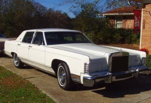 old cars and repair manuals free 2013 lincoln mks parking system 1979 lincoln continental collectors series classic cars today online