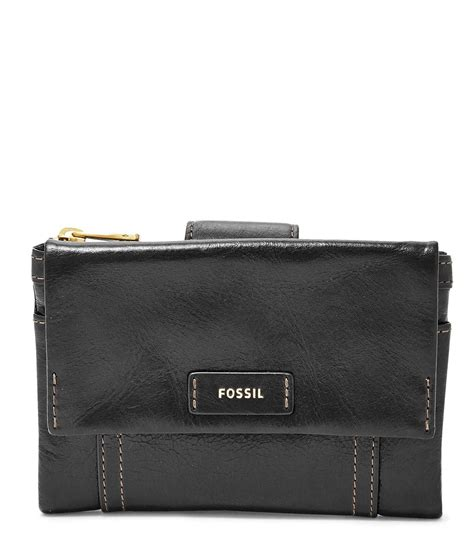 Dompet Fossil Ellis Wallet fossil ellis multifunction wallet dillards
