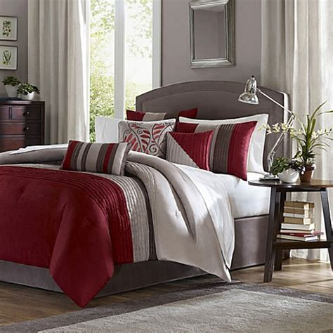 queen comforter sets bed bath beyond buy tradewinds 7 piece queen comforter set from bed bath