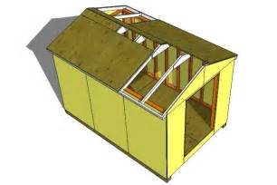 187 shed roof truss design do it yourself pdf shed roof