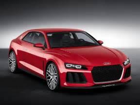 Quatro Audi Audi Sport Quattro Laserlight Concept Terranismo