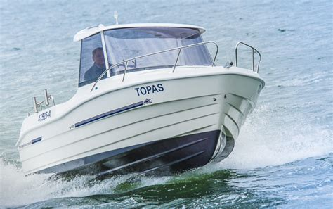 texas boat texas pilothaus 540 fishing universelles einsteigerboot
