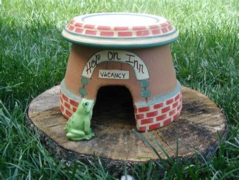 frog house 17 best ideas about frog house on pinterest toad house bird house crafts and diy