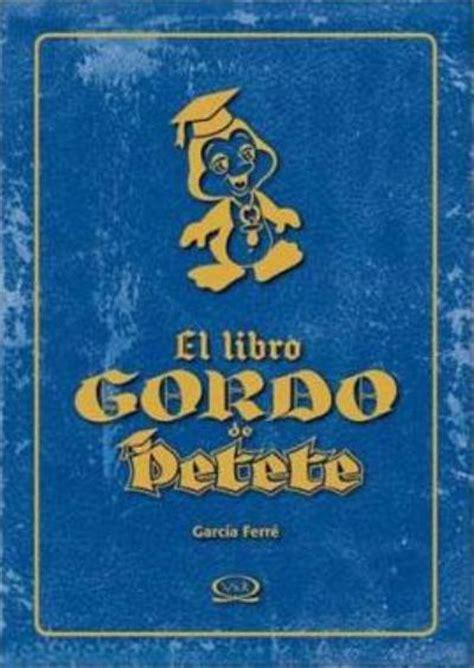 libro here libro gordo de petete pdf