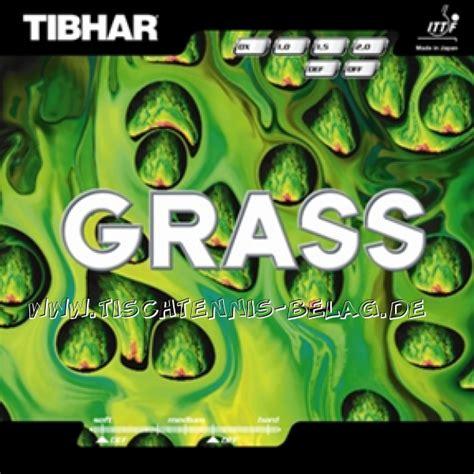 Tibhar Def 2 0mm im test tibhar grass www tischtennis belag de grass