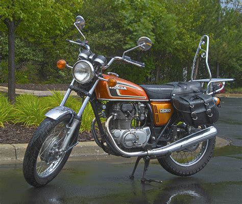 Honda Cb360 360 Cl360 Cb250 Cj250t Cj360t Motorcycle