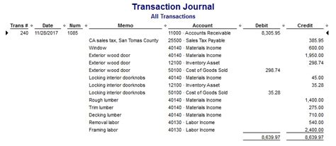 general ledger and trial balance openerp for accounting and