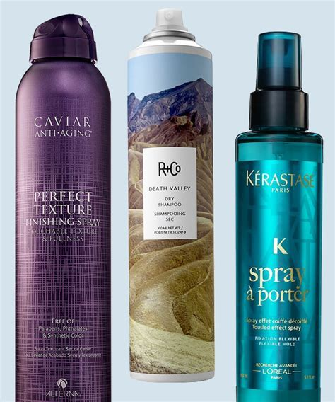 The Best Texturizing Sprays for Every Hair Type   InStyle.com