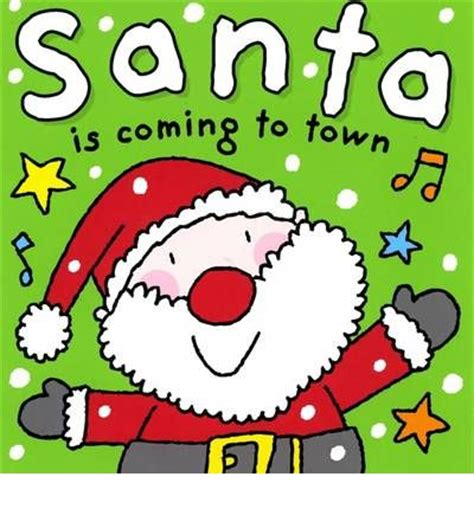 j c comes to town books santa is coming to town by audiobook cd buy