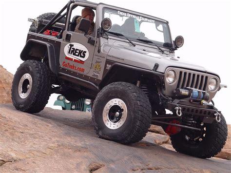 Jeep Wrangler Tj Armor Tnt Customs Corner Armor 4 5in Flare Jeep Wrangler Tj