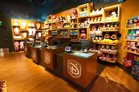 New Shop by Disney Store Celebrates Grand Opening Of New Store Design
