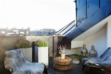 winter balcony garden terrace setting up prepare your outdoor area on the