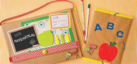 imagenes escolares para decorar diy decora tu material escolar ludopeques