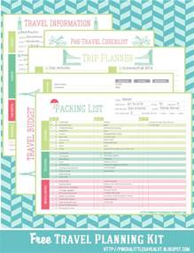 Family Vacation Planner Template Family Travel Planner Template Vacation Planner Template