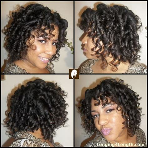 roller set relaxed hair roller setting relaxed hair flexi rod set long lasting curls without heat hair styles