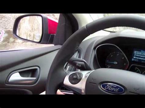focus interni ford focus interni