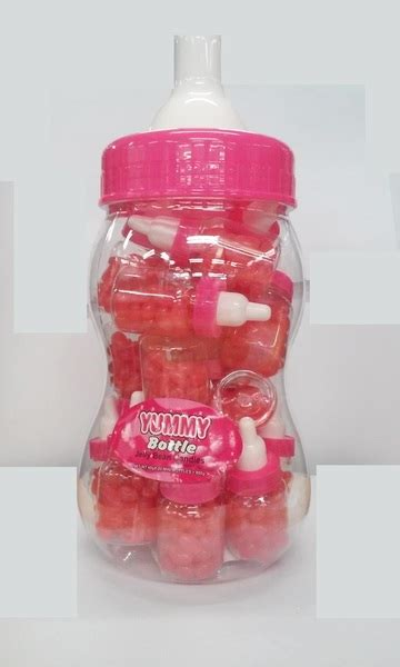 Baby Shower Lollies by Baby Bottle Jelly Beans Baby Shower Lollies Shindigs