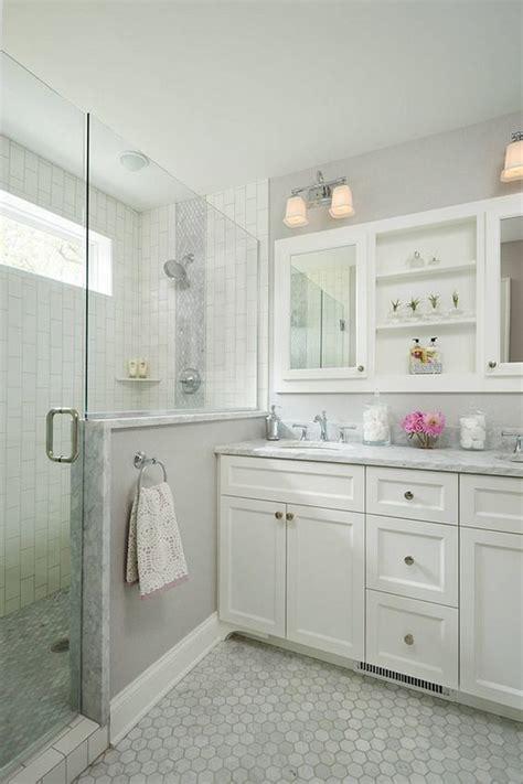 white bathroom floor ideas pbandjack com