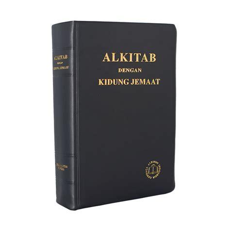 Lai Tb032 Ti Alkitab Buku Religi jual alkitab lai tb032ti kj lb hitam harga