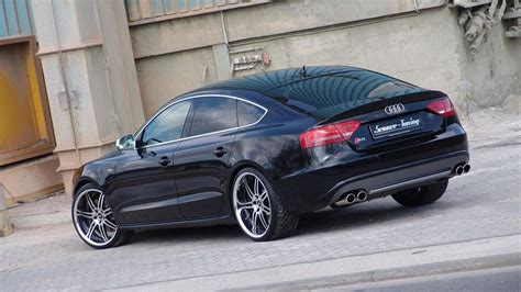 Audi S5 Sportback Tuning by Audi S5 Sportback Performance Tuning By Senner Tuning
