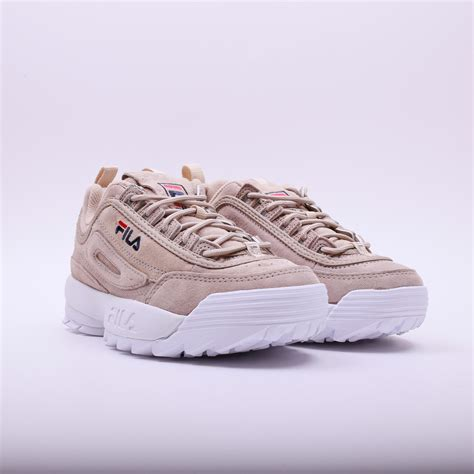 Fila Grey fila disruptor s low wmn gray slash store