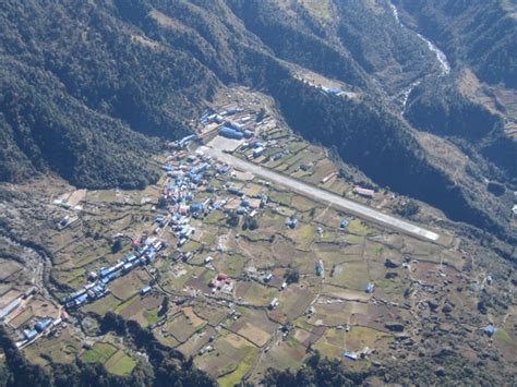 Nepal Ktm Airport Kathmandu Lukla Flight Ticket Cost Booking Info With