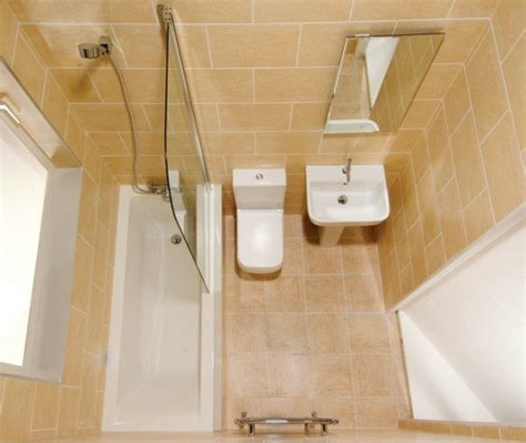 three bathroom design ideas for small spaces