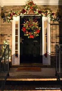 Decorating Your Porch For Christmas - christmas decorating tips to enhance your holiday season