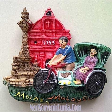 Jual Souvenirs Asbak Malaysia jual souvenir magnet kulkas melaka malaysia