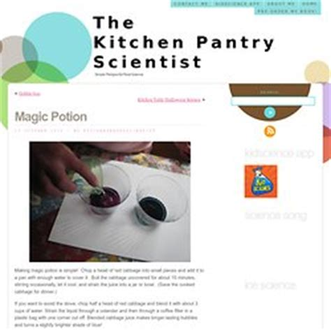 Kitchen Pantry Scientist by Recipes Treats Pearltrees