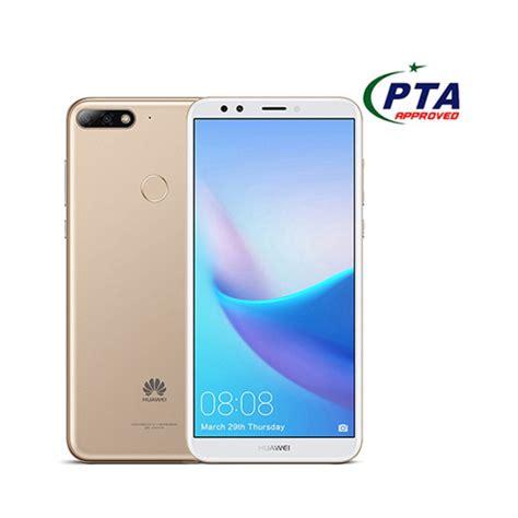 Huawei Y7 Prime 32 Gb Gold huawei y7 prime 2018 gold price in pakistan buy huawei
