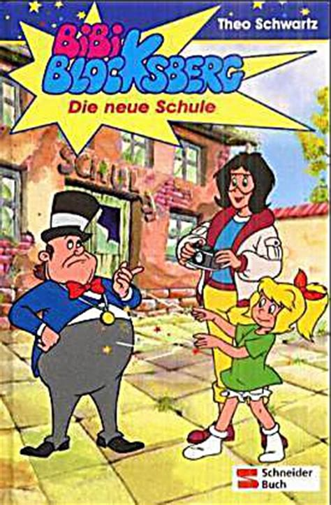 Beschwerdebrief Sle Bibi Blocksberg Die Neue Schule Buch Bei Weltbild Ch Bestellen