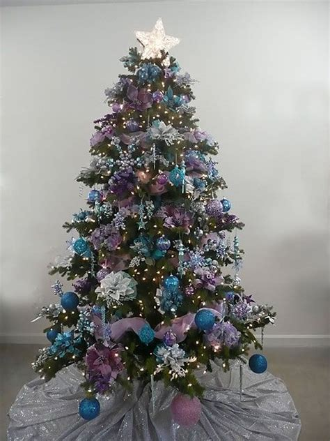 plum color christmas tree decorations purple and teal decorations psoriasisguru