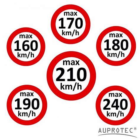 Aufkleber Geschwindigkeitsbegrenzung Winterreifen by Geschwindigkeitsaufkleber Winterreifen Aufkleber 160 240