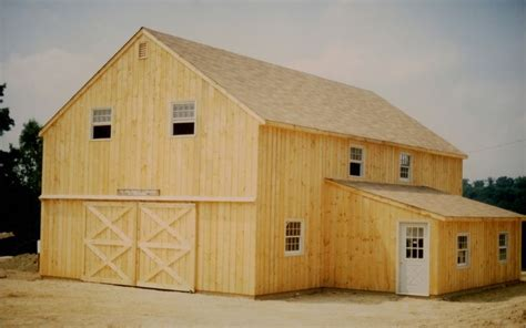 2 story barn plans 28 x 40 two story pole barn with 12 x 20 shed roof