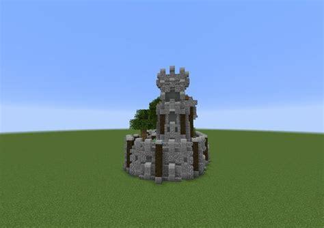 mini schloss mini castle challengemechallenge minecraft amino