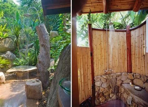 outdoor shower 20 irresistible outdoor shower designs for your garden